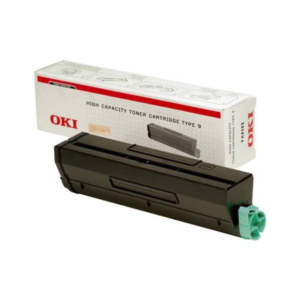 Reincarcare cartus toner Oki 1103402 (Oki B4100/B4200/B4250/B4300/B4350) negru