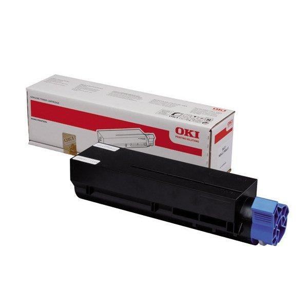 Reincarcare cartus toner Oki 43979102 (Oki B410/B420/B430, MB460/MB470/MB480) negru