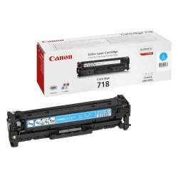 Reincarcare cartus toner CANON CRG718C cyan (CANON LBP 7200, MF 8330, MF 8350)